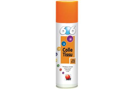 Aérosol Colle Thermofixable 606 (250 ml)