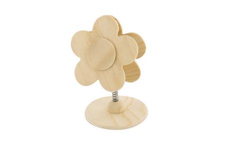 marque place fleur objets divers pots bois inneo. Black Bedroom Furniture Sets. Home Design Ideas